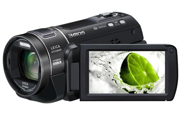 Panasonic HDV Flash HC-X810