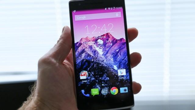 OnePlus One экран