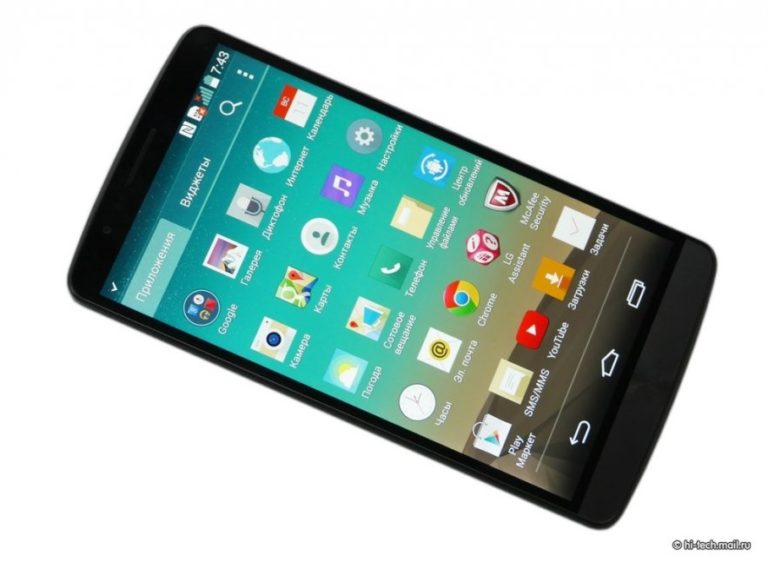 LG G3 флагман