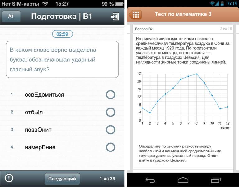 Яндекс.ЕГЭ