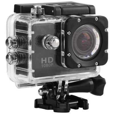 SJ4000 - Waterproof LCD Car DVR