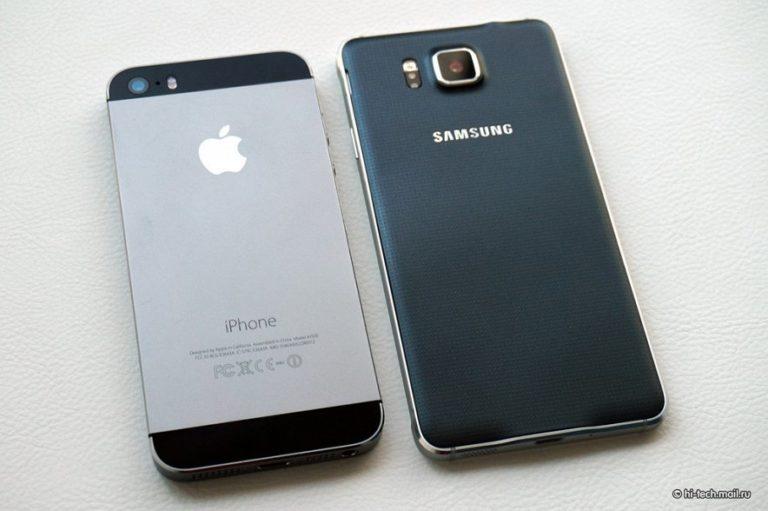 Как сбросить настройки на Samsung Galaxy Alpha