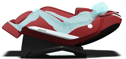Автоматическре массажное кресло