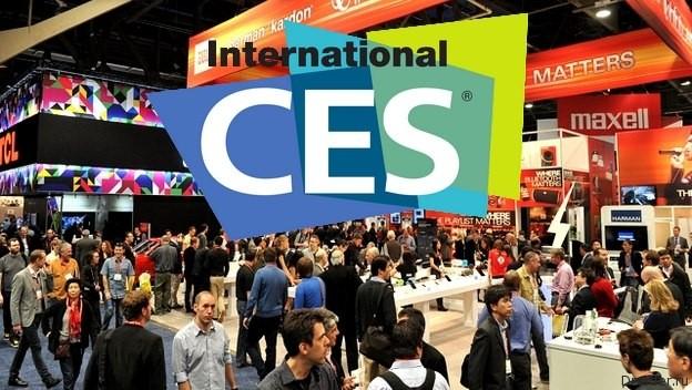 CES 2015 шоу-выставка