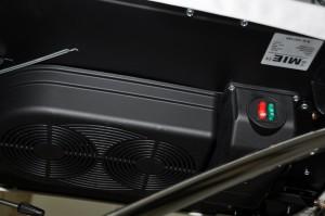 Вентилятор гладильной доски для режима «вакуум»