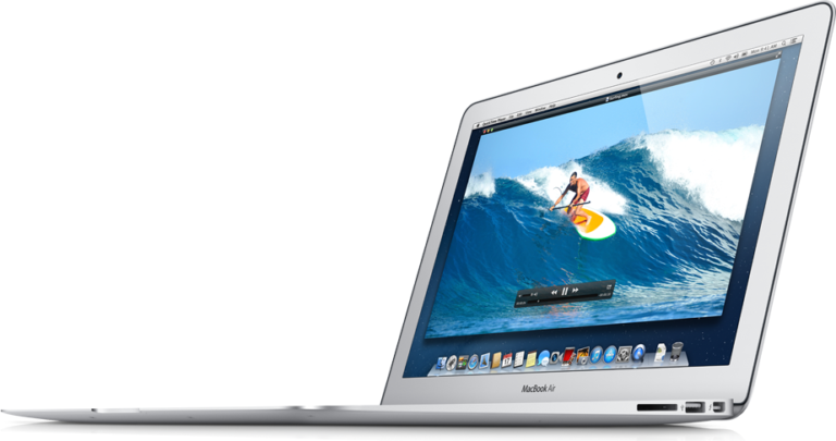 Apple MacBook Air - MD761C18GRUB