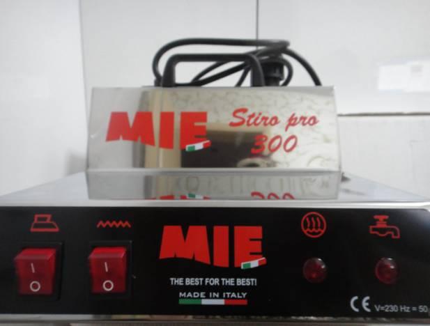 Управление парогенератором MIE Stiro PRO 300