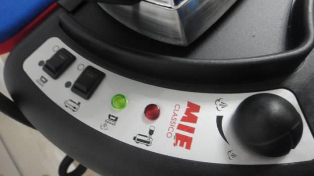 Элементы управления парогенератором