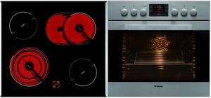 Комплект духовка и варочная панель Hansa BCCI68499030