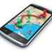 навигация смартфон