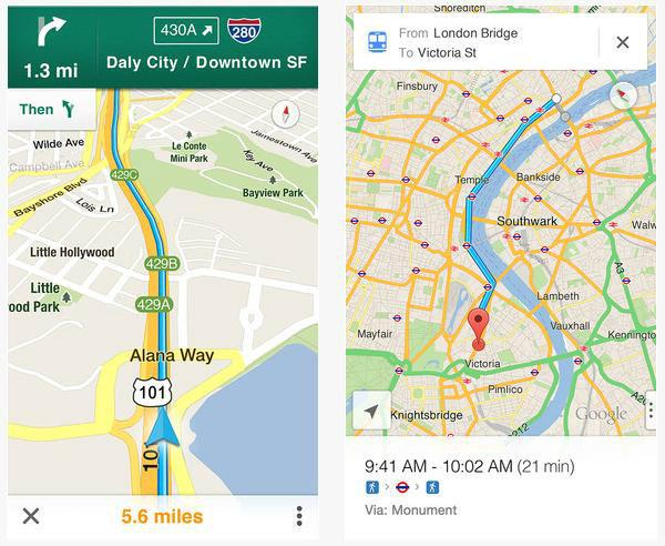 скачать приложение google карты