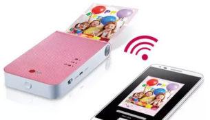 LG Pocket Photo Smart (PD239TW)