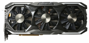 Zotac GeForce GTX 1070 1632Mhz