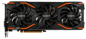 Gigabyte GeForce GTX 1080 1657Mhz 8192Mb