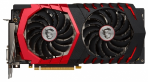 MSI GeForce GTX 1060 1594Mhz 3072Mb