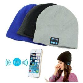 Зимняя шапка со встроенной гарнитурой-Bluetooth (hi-Hat)