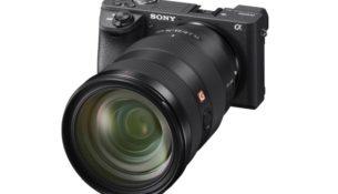 Sony α6500 1