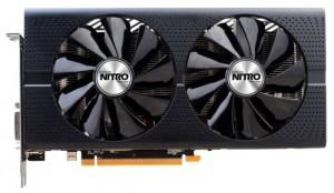 Sapphire Nitro+ Radeon RX 480 8G OC (11260-01)