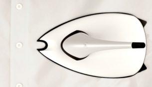 Необычный утюг U-Button Iron