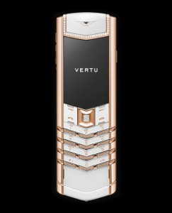 Vertu Signature S Design Pure White