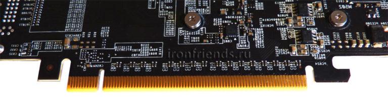 Разъем PCI Express x16 — видеокарта