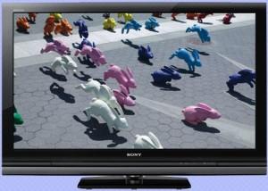 LCD телевизор Sony KDL 40V4