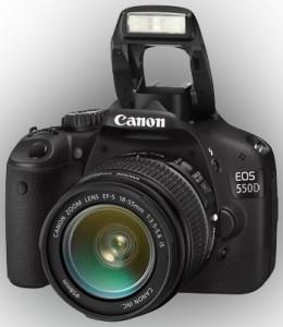 Фотокамера EOS 550D от Canon