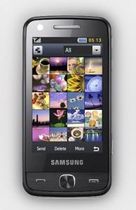 Мобильный телефон Samsung M8910 PIXON12