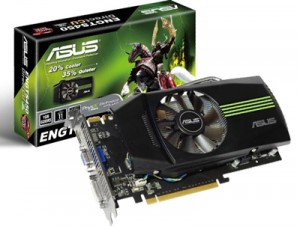 3D-видеокарта ASUS ENGTS450 DirectCU