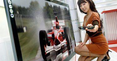 Самый большой 3D телевизор LG LZ9700 (72 дюйма)