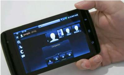 Телефон Motorola Atrix 4G