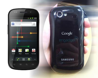 Смартфон Google Nexus S