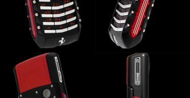 Телефон Vertu Ascent Ferrari GT - модель 2011