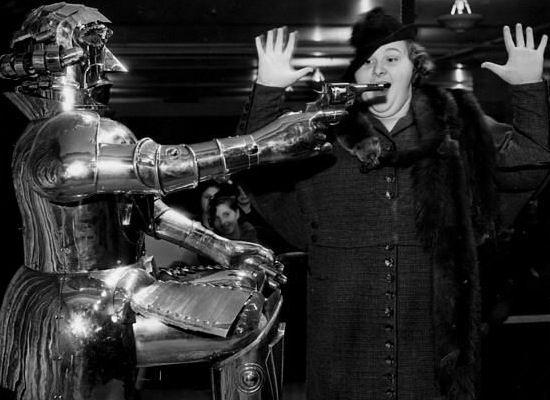 Человекоподобный робот-убийца