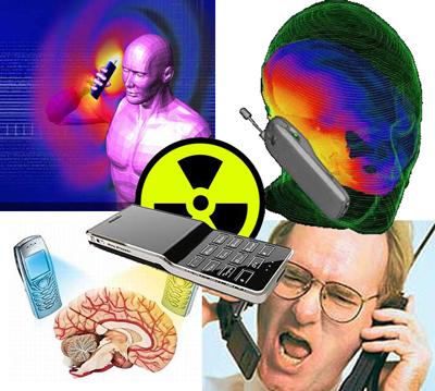Вредное влияние мобильного телефона на здоровье человека