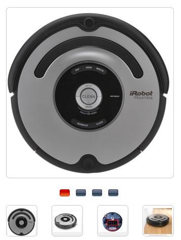 iRobot Roomba (Робот-пылесос)