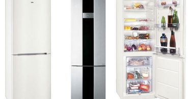 Холодильник Zanussi ZRB 336 WO