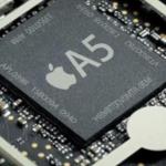 Двухъядерный процессор марки «A5»