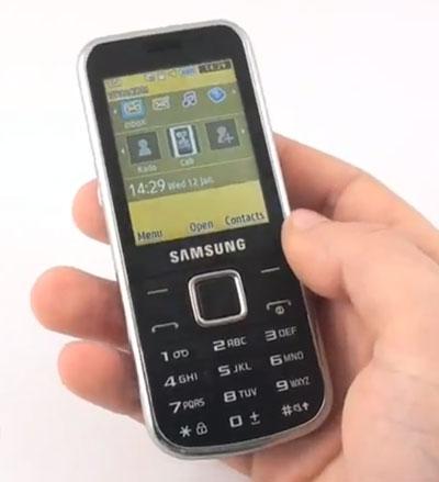 Телефон Samsung C3530