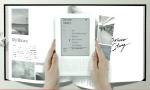 Электронная книга Iriver Story HD