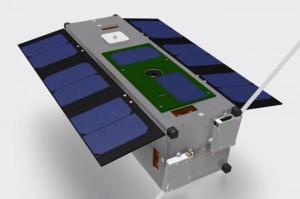 Спутник STRAND-1 на базе смартфона