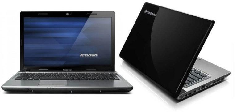 Внешний вид ноутбуков Lenovo Z