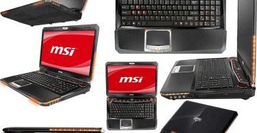 Игровой ноутбук MSI GX660