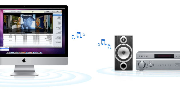 Технология Apple AirPlay