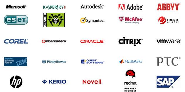 Компании-разработчики программного обеспечения
