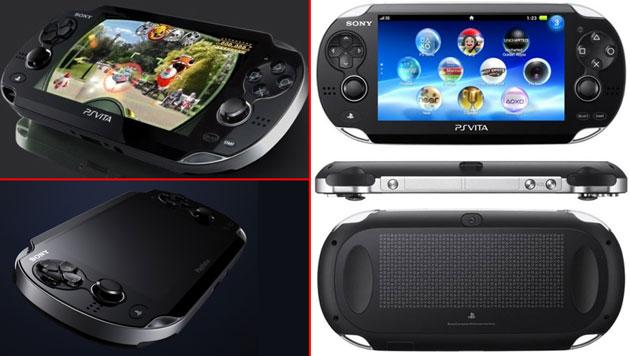 Игровая консоль PlayStation Vita