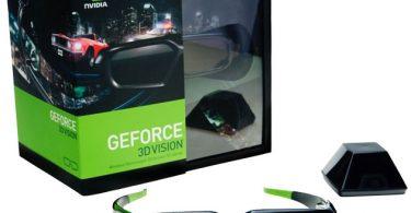 Очки «Nvidia 3D Vision»