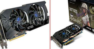 Видеокарта Radeon HD7950 (Sapphire)
