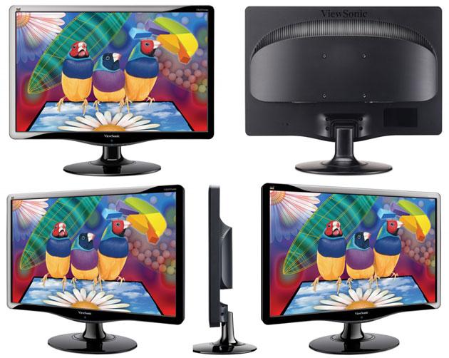 Монитор ViewSonic VA2231WMA-LED