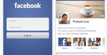 Facebook для iPhone